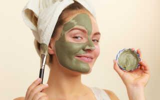 Зеленая глина: польза для кожи лица и рецепты лучших домашних масок