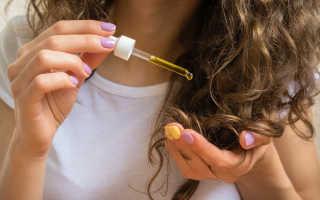 Касторовое масло для лечения волос в домашних условиях