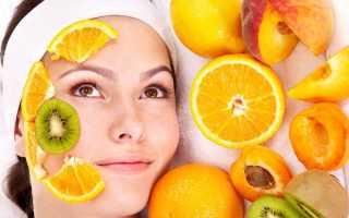 Пилинг для лица с фруктовыми кислотами — действенный способ стать красивой