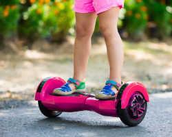 Гироскутер для ребёнка и правила выбора при покупке