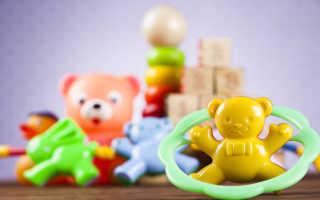 Развивающие игрушки для детей до 5 лет