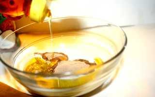 Маска для волос из горчицы и репейного масла
