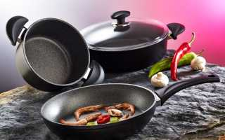 Посуда с антипригарным покрытием: зачем нужна, советы по выбору и эксплуатации