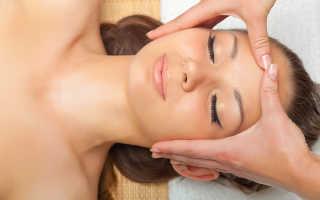 Точечный массаж для лица: принципы, методики, описание