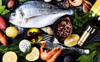 Рыба при похудении