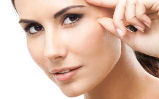 Методы борьбы с гусиными лапками вокруг глаз