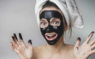 Чёрные точки на лице и домашние методы их удаления