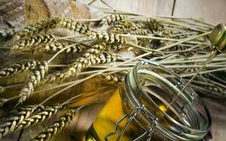 Масло зародышей пшеницы для лица: польза для кожи, применение