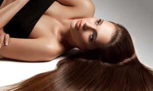 Экранирование как лечебная процедура для слабых волос