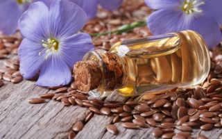 Как использовать льняное масло для волос?