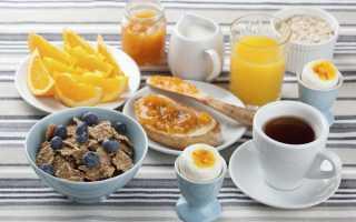 Лучшие рецепты для диетического завтрака