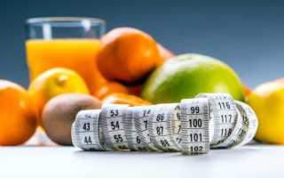 Какие фрукты можно есть при похудении?