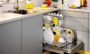 Критерии и советы при покупке посудомоечной машины