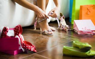 Как выбрать женскую летнюю обувь?