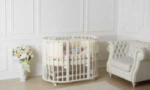 Кроватка для новорожденного: критерии выбора, виды, обзор производителей