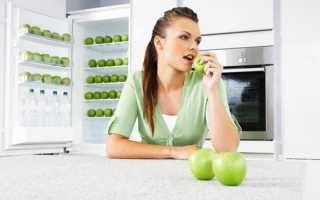 Разгрузочные дни на основе яблок: варианты и особенности проведения