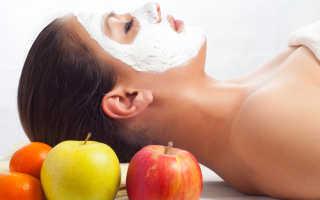 Маска из яблока для лица. Полезные свойства, применение, рецепты.