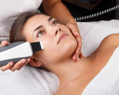 Ультразвуковая чистка лица: что это такое и какой эффект ожидать?