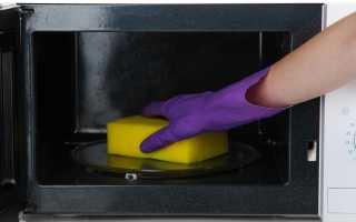 Чем отмыть микроволновку от жира. Топ-5 лучших способов