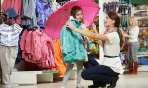 Детская одежда — советы мамам при покупке