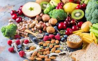 Какие продукты богаты клетчаткой?