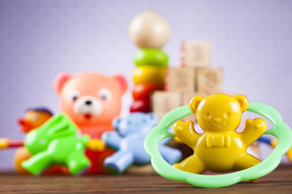 детские игрушки для годовалого ребёнка