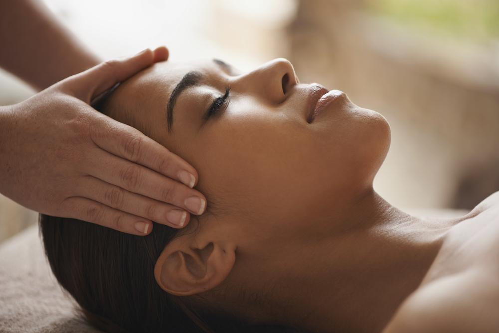 процедура точечный массаж