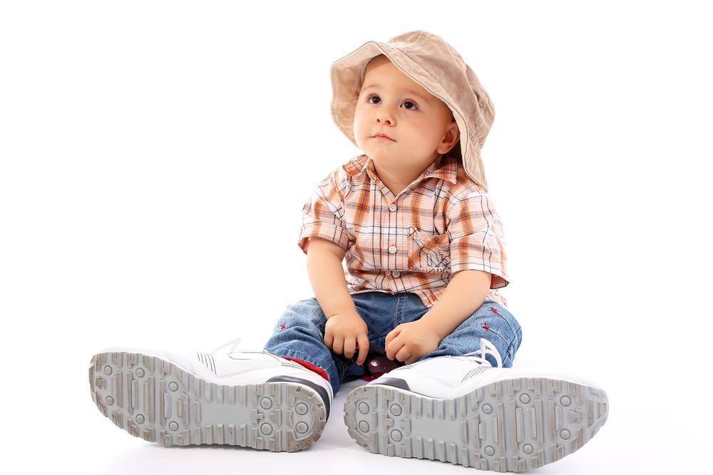 детская обувь большого размера