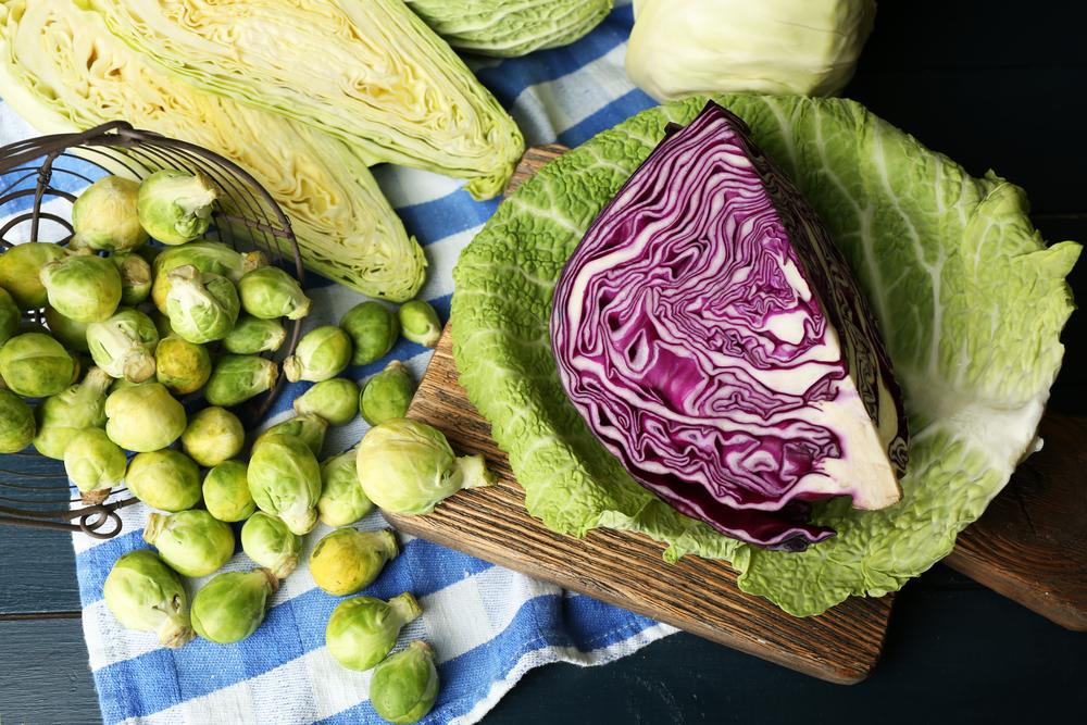 капустная диета из четырех разных капуст