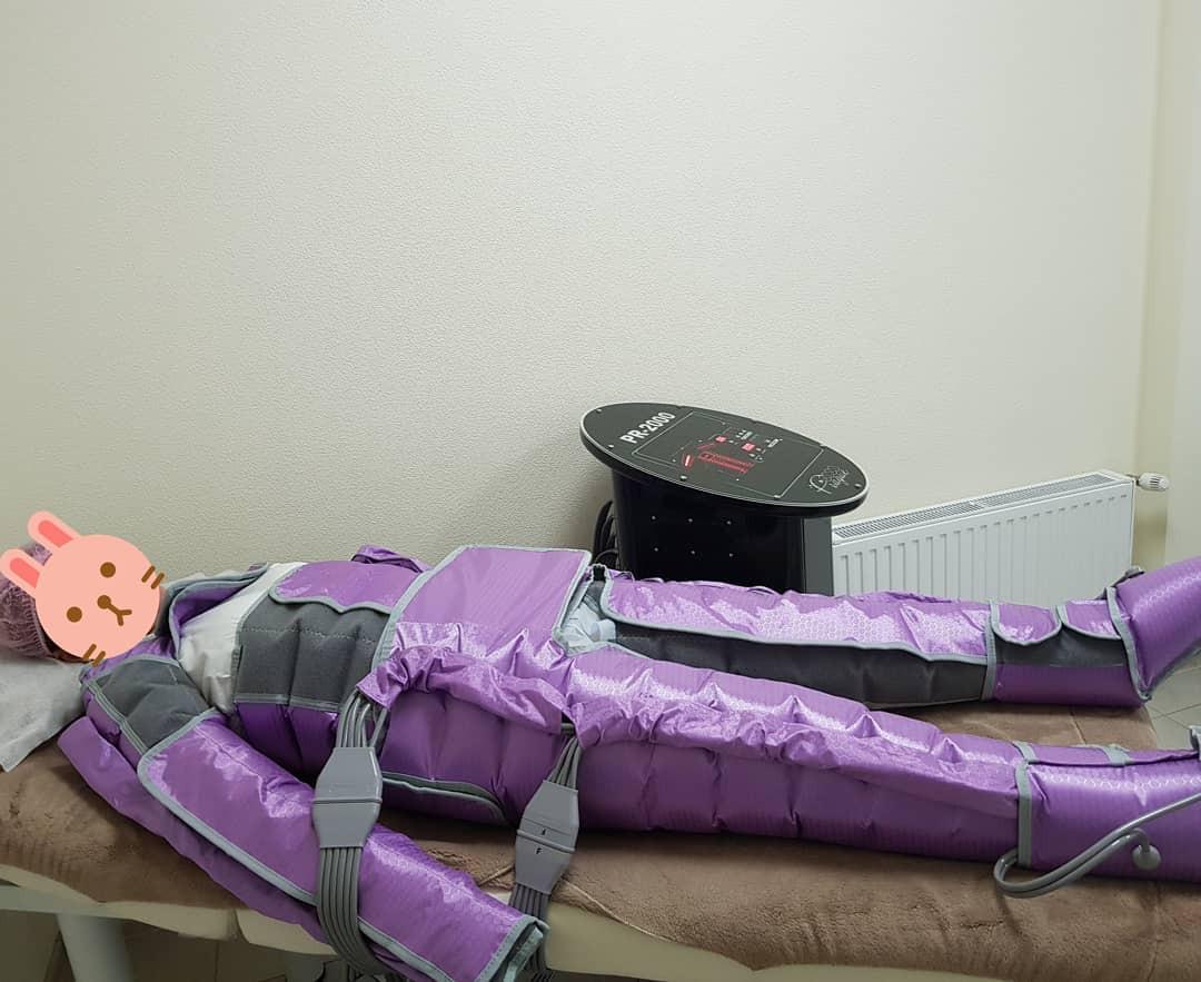 полный костюм для прессотерапии